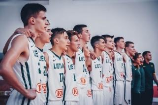 Europos U 16 čempionato grupių etapą lietuviai baigė įveikdami žydus