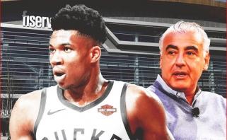 """G.Antetokounmpo susitiko su """"Bucks"""" savininku aptarti savo ir klubo ateities"""