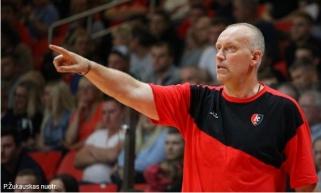 "Europos taurė: ""Partizan"" - ""Lietuvos rytas"" 17:15 (vyksta II kėlinys)"