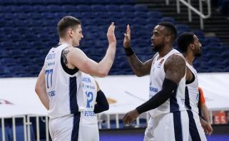 """Gudaitis ir Pascualis sutartinai: """"Žalgiris"""" šiuo metu demonstruoja aukšto lygio krepšinį"""