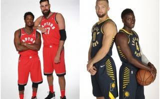 """Surikiuoti NBA atlyginimai: Valančiūnas Toronte - tarp turtingiausių, Sabonis - """"Pacers"""" sąrašo gale"""