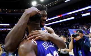 """Butlerio metimas išplėšė pergalę prieš """"Celtics"""", """"Raptors"""" triumfavo Oklahomoje"""