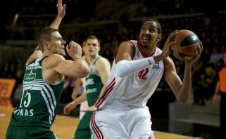 NBA 7 metus praleidęs pasaulio čempionas gali tapti M.Kalniečio bendraklubiu