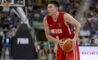 FIBA suspendavo Meksikos krepšinio federaciją