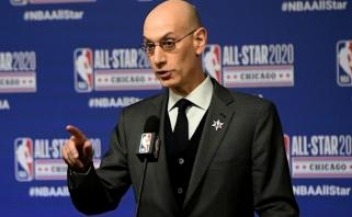 NBA prisikėlimo planas: 22 komandos stos į kovą kitą mėnesį