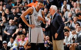 G.Popovichius: Duncanas nė velnio nesusigaudo trenerio darbe, nežinau, kam jį pasamdžiau