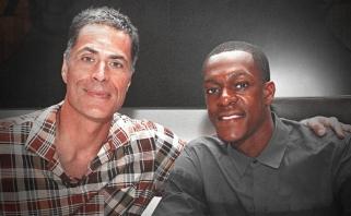 """""""Lakers"""" vadovas: prieš Rondo atvykimą į """"burbulą"""" mirė jo draugas, vėliau pasipylė traumos"""