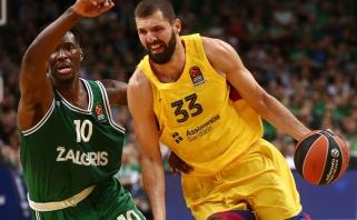 Puikaus kontrakto NBA atsisakęs N.Mirotičius: sugrįžimas į Europą tapo žingsniu į priekį mano karjeroje