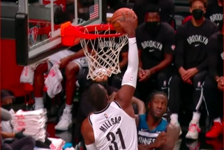 Du šūviai aidint sirenai, Duranto, Holmeso ir Millsapo dėjimai – įspūdingiausi NBA nakties momentai