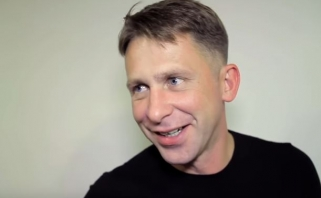 """E.Dragūnas liko sužavėtas """"Lietuvos ryto"""" šokėjomis ir naujoku (video)"""
