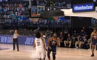 "D.Mitchello ir R.Goberto tandemas - NBA ""Top 5"" viršūnėje"