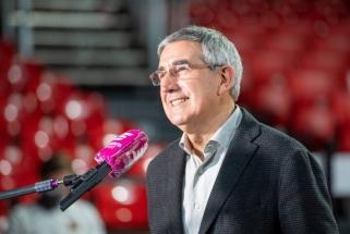 """Atėnuose kritikos sulaukęs Eurolygos vadovas rengia atsakomąjį žingsnį (""""Barca"""" nuo įvykių """"atsižegnojo"""")"""