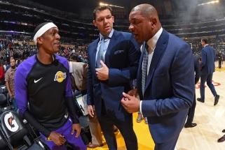 """D.Riversas gali stoti prie """"Lakers"""" vairo"""