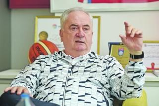 B.Maljkovičius: abejoju, ar Adrijos lygos nugalėtojas žais Eurolygoje, viską lemia pinigai