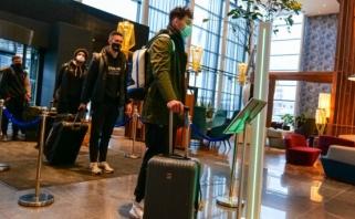 Į Vilnių atvykusios Danijos rinktinės treneris: tikslas – sukurti dar vieną stebuklą
