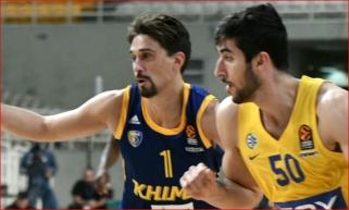 """Mačo pabaigoje atsigavę Izraelio čempionai nukovė """"Chimki"""" ir iškovojo trečią vietą"""