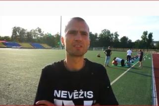 """""""Nevėžis"""" pradėjo pasirengimą sezonui, o trenerio aistentu dirbs buvęs D.Adomaičio padėjėjas"""