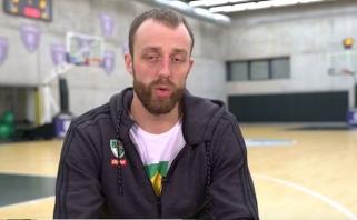 """Žalgiriečiai grįžo iš Turkijos ir pasidalijo mintimis apie rytojaus dvikovą su """"Maccabi"""""""