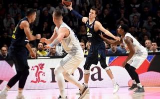 """""""Fenerbahče"""" po pertraukos pamokė Juodkalnijos čempionus"""