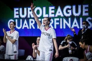 Jocytės komanda Eurolygos ketvirtfinalį pradėjo triuškinamu pralaimėjimu
