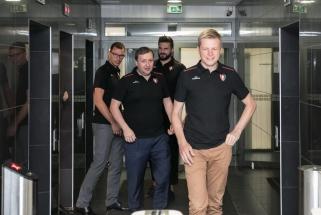 "Oficialu: L.Kleiza tapo ""Lietuvos ryto"" viceprezidentu sportui, priimta kitų sprendimų"