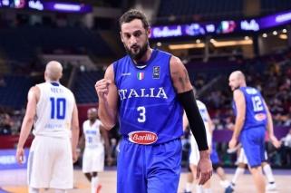 Italijos ir Prancūzijos rinktinių pažibos atstovaus savo šalis Pasaulio pirmenybėse