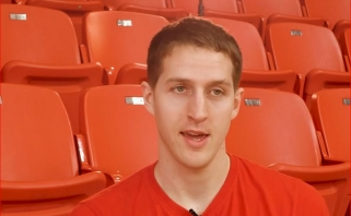 """""""Ryto"""" australas C.Bairstow: mano tikslas yra padėti ekipai laimėti titulus (interviu)"""