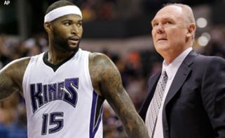 """Celtics"" bandys įsigyti ""Kings"" lyderį D.Cousinsą"