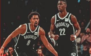 """""""Nets"""" ketina įsigyti dar vieną žvaigždę, gali išmainyti savo talentus"""
