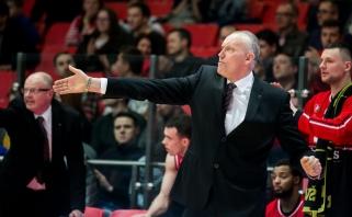 R.Kurtinaitis - apie įveiktą sunkiausią etapą, D.Adomaičiui prisiėmė atsakomybę