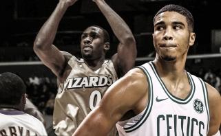 """""""Celtics"""" lyderis papasakojo, kodėl vilki """"0"""" numerio marškinėlius"""