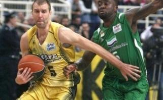 Kuklus T.Delininkaičio indėlis į komandos pergalę Graikijoje