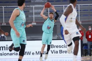 """""""Maccabi"""" gretas papildė Europos taurėje solidžiai pasirodęs puolėjas"""