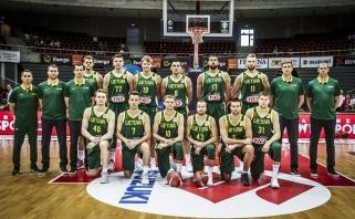 Lietuva sutriuškino Vengriją ir į kitą etapą žengs su maksimaliu taškų bagažu