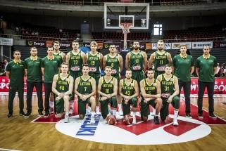 Oficialiai paskelbti Tokijo olimpinės atrankos kriterijai: ką reikia nuveikti Lietuvos rinktinei?