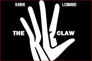 """""""Clippers"""" savotiškai bando prisivilioti K.Leonardą - nori įsigyti teises į jo logotipą"""
