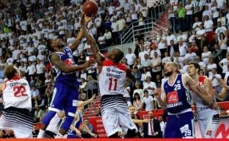 Sensacija Lenkijoje: M.Česnauskio ekipa eliminavo reguliariojo sezono nugalėtojus