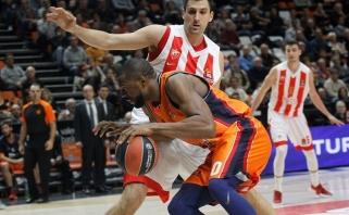 Itin apmaudžią nesėkmę patyrė namie serbams nusileidę Ispanijos čempionai