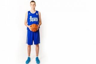 """""""Real"""" pasirašė sutartį su pespektyviu Latvijos talentu"""