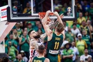 D.Sabonis trečius metus iš eilės išrinktas geriausiu Lietuvos krepšininku