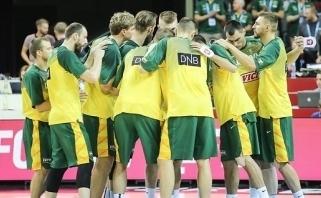 Lietuviai sužinojo beveik visus varžovus Rio, išvengta JAV (J.Kazlausko komentaras)