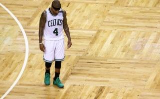 """Rytų konferencijos nugalėtojai """"Celtics"""" namie sensacingai nusileido """"Bulls"""""""