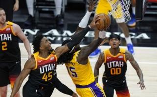 NBA čempionai nepasipriešino lygos lyderiams