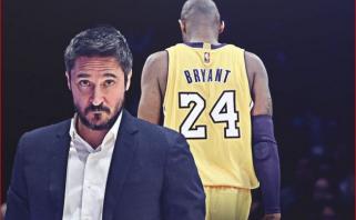 """Buvęs """"Lakers"""" treneris papasakojo, ko labiausiai nemėgo Kobe, ir kada jį pamatė bejėgį"""