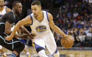 NBA savaitės geriausieji - K.Walkeris ir S.Curry
