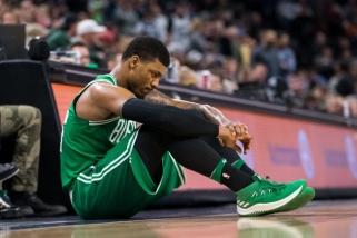 """Pasveikęs nuo koronaviruso paskelbė ir """"Celtics"""" gynėjas: likite kartu būdami atskirai"""