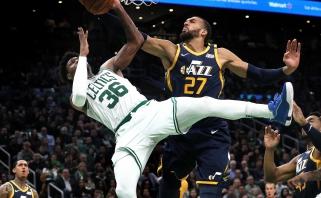 """""""Celtics"""" sieks įsigyti Prancūzijos rinktinės ir """"Jazz"""" žvaigždę R.Gobertą"""