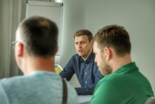 Rinktinių trenerių susitikime - kalbos apie glaudesnį bendradarbiavimą ir personalo svarbą