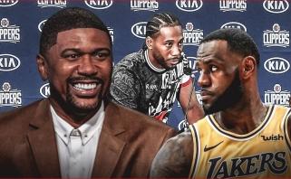 ESPN ekspertas: dabar karalius aikštelėje yra Kawhi, o ne LeBronas