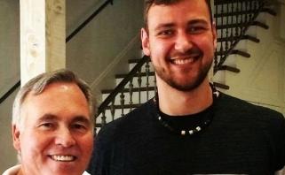 """Naujasis """"Rockets"""" treneris D.Motiejūnui: noriu, kad būtum pagrindinis komandos puolėjas"""